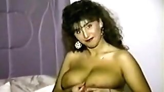 Fabulous Homemade Clip With Antique, Threesome Scenes