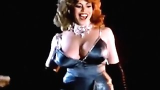 Rock & Roll Stripper - Antique Big Tits Striptease Beauty