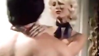Blondie Fuck In Old School Pornography Movie