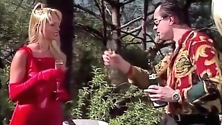 Nikky Andersson Fucks While Two Lesbos Are Watching Her