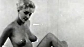 Erotic Nudes 168 50's and 60's - Scene 1
