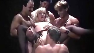 Danielle Martin Gets Group Banged