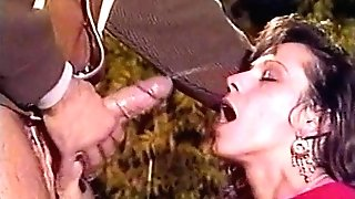 Exotic Antique Bang-out Clip From The Golden Time