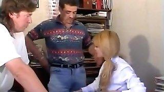 Horny Blonde, Kink Xxx Scene