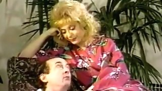 Hard Choices (1987) Scene Six. Nina Hartley, Nick Random