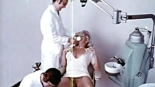MRS HARRIS' CAVITY and COUSIN PAULINE ( two ANTIQUE 70's FILMS )