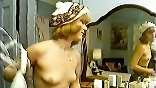 Incredible Antique Fuck-a-thon Scene From The Golden Age