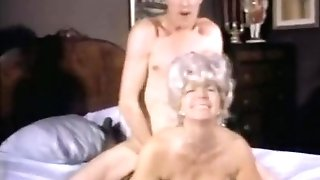 John Holmes, Candy Samples, Uschi Digard in antique pornography
